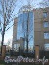 Дунайский пр., дом 13 корпус 1. Часть фасада со стороны Дунайского пр. Фото май 2012 г.