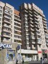 Пр. Ветеранов, дом 117. Общий вид пр. Ветеранов на часть фасада. Фото сентябрь 2012 г.