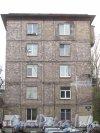 Пр. Елизарова, дом 20. Торец жилого дома со стороны проспекта Елизарова. Фото октябрь 2012 г.