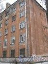 Тихорецкий пр., дом 5, корпус 2. Общий вид со стороны фасада. Фото 8 февраля 2013 г.