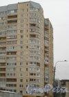 Проспект Юрия Гагарина, дом 63, корп. 2. Фасад со стороны проспекта. Фото 8 февраля 2013 г.