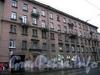 Малый пр., В.О., д. 27. Фасад здания. Фото октябрь 2009 г.