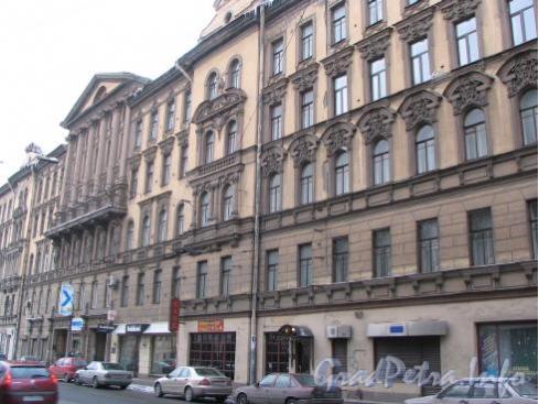 Большой пр., П.С., д. 18. Фасад здания. Фото 2011 г.