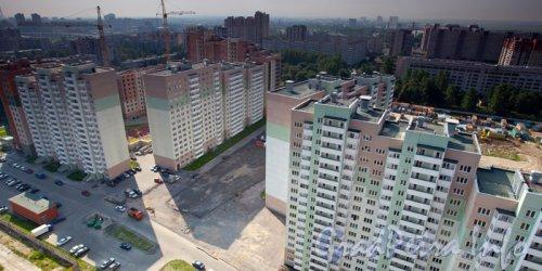 пр. Космонавтов, дом 65Строительство жилого комплекса «Антей»