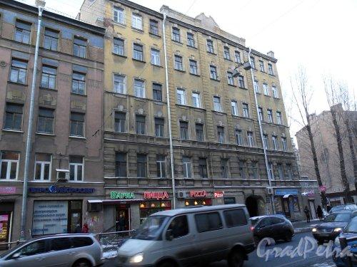 Нарвский проспект дом 29. Фото январь 2013 г.