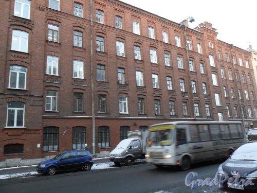Нарвский проспект дом 9 корпус 2. Фото январь 2013 г.