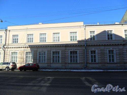 Рижский проспект, дом 21. Фото 9 марта 2013 г.