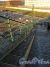 Заневский пр., дом 73. Ладожский вокзал. Выход на Зольную улицу. Фото 2 мая 2013 г.