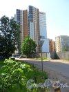 Ярославский проспект, дом 78. Жилой комплекс «Илмаринен». Фото 1 июня 2013 года.