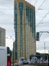 Проспект Ветеранов, дом 36, корпус 2. Общий вид жилого дома. Фото 17 июня 2013 г.