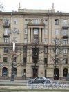 Московский пр., дом 184.жилой дом. Фрагмент фасада. Фото 2013 г.