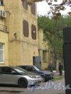 Загородный пр., дом 56. Здание пожарной части. Вид с Можайской ул. Фото 9 сентября 2013 г.
