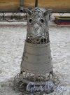 Загородный пр., д. 28. Двор. Шахматная детская площадка. Фото март 2012 г.