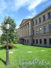 Рижский пр., д. 3, кор. 2, лит. Б. Казармы Экспедиции заготовления государственных бумаг (Санкт-Петербургский архитектурно-строительный колледж) Фото июнь 2012 г.