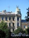 Измайловский пр., д. 7. Дом Н. Шпейфера. 1900-1902. Фрагмент фасада. Фото июнь 2012 г.