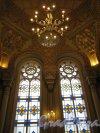 Лермонтовский пр., д. 2. Большая хоральная синагога. Фрагмент отделки. Фото апрель 2013 г