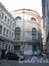 Невский пр., д. 20. Дом Голландской реформатской церкви. Двор. Фото август 2013 г.