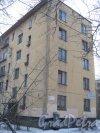 Ленинский пр., дом 127, корпус 3. Общий вид со стороны дома 127, корпус 1. Фото 12 января 2014 г.