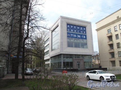 Московский пр., 151, корп. 2. Современное административное здание. Фото 2013 г.