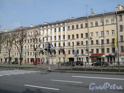 Московский пр., дом 136. Жилой дом. Фото май 2013 г.
