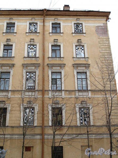 Загородный пр., д. 28. Дворовый корпус. Фото март 2012 г.