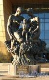 Скульптурная группа «Древо жизни». Фото 28 марта 2013 г.