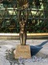 Петергофское шоссе, дом 47. Скульптура «Жемчужина». Фото 28 марта 2013 г.
