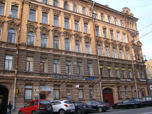 Санкт-Петербург,Кирочная ул. - 6 комн. квартира продажа (вторичное)