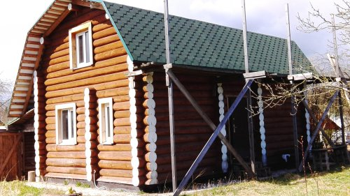 Ленинградская область,Маяк-1, с-во - Дом продажа