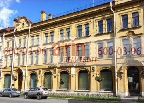 Санкт-Петербург,Звенигородская ул. - Отд.стоящее здание продажа (вторичное)