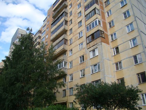 Санкт-Петербург,Ленинский пр. - 1 комн. квартира продажа (вторичное)