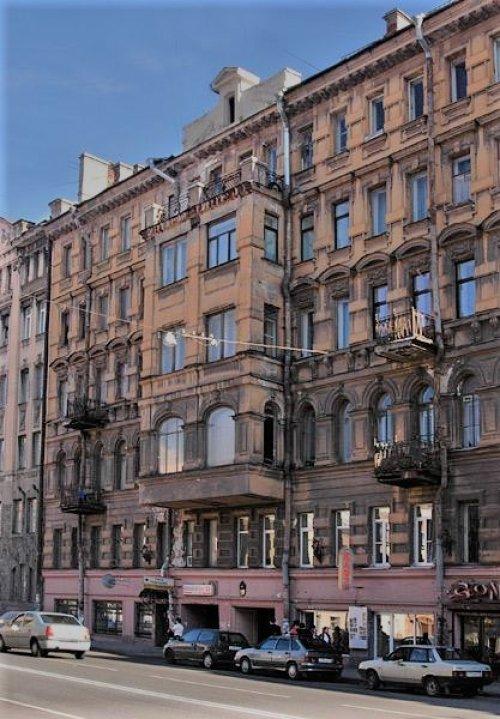 Санкт-Петербург,Жуковского ул. - Комната/комнаты продажа (вторичное)