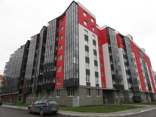 Ленинградская область,Новая ул. (Янино) - 1 комн. квартира продажа (вторичное)