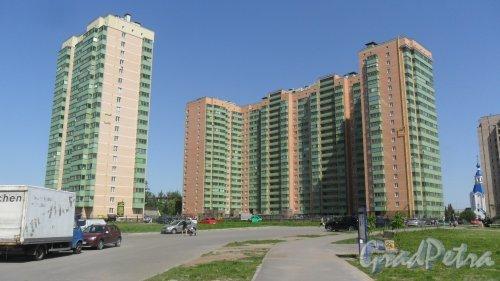 Санкт-Петербург,Первомайская ул. (Шушары) - 1 комн. квартира сдам (вторичное)
