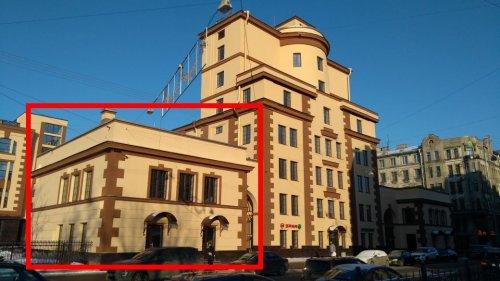 Санкт-Петербург,Чкаловский пр. - Отд.стоящее здание сдам (вторичное)