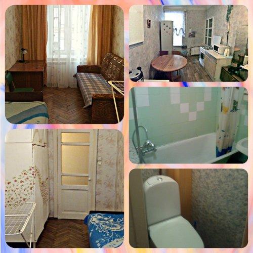Санкт-Петербург,18-я линия В.О. - Комната/комнаты сдам (вторичное)