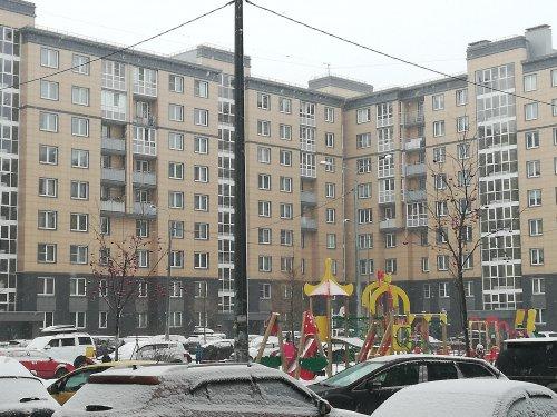 Санкт-Петербург,Ростовская ул. (Славянка) - 2 комн. квартира продажа (вторичное)