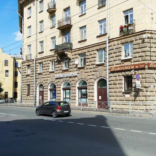 Санкт-Петербург,Блохина ул. - Встроенное помещение сдам (вторичное)
