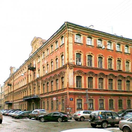 Санкт-Петербург,Галерная ул. - Отд.стоящее здание продажа (вторичное)