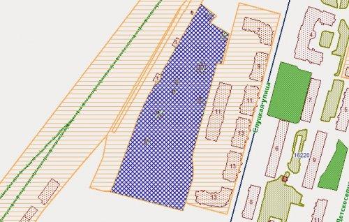 Санкт-Петербург,Слуцкая ул. (Павловск) - Земельный участок продажа (вторичное)