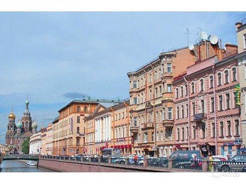 Санкт-Петербург,канала Грибоедова наб. - 4 комн. квартира продажа (вторичное)