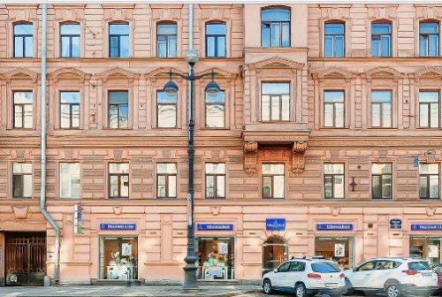 Санкт-Петербург,Невский пр. - 3 комн. квартира продажа (вторичное)