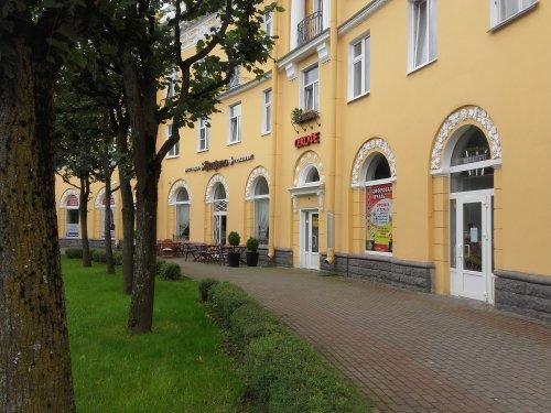 Санкт-Петербург,Конюшенная ул. (Пушкин) - Встроенное помещение сдам (вторичное)