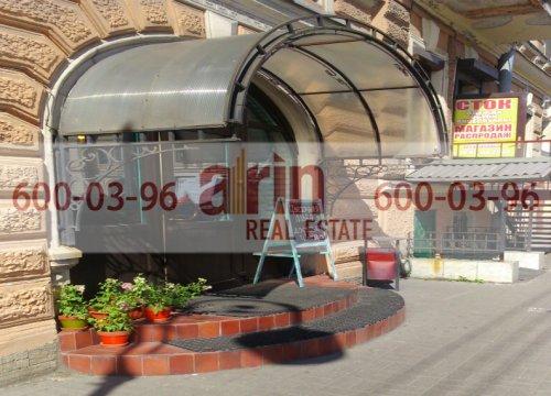 Санкт-Петербург,Жуковского ул. - Встроенное помещение продажа (вторичное)